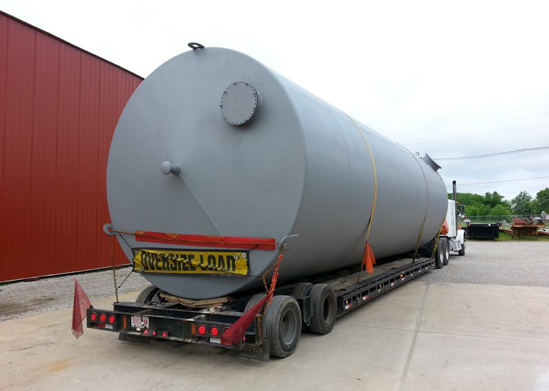 30k Gallon Fertilizer Storage Tank