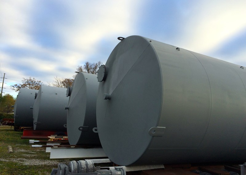 Fertilizer Tanks 30000 Gallon